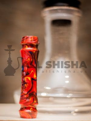 Cachimba MOZE BREEZE Rojo