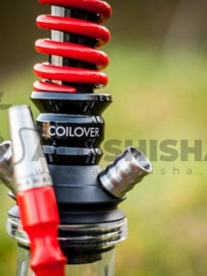 Mamay Customs Coilover Mini Black-Red