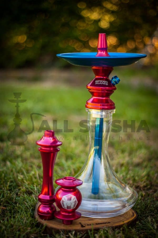 Cachimba Mani Sultan - Spiderman